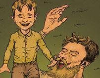 Illustration for storybook
