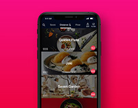 FREDD - Mobile application for foodies with AI