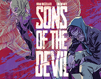 SONS OF THE DEVIL Covers 11-14