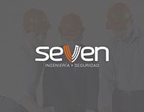 Identidad Corporativa SEVEN