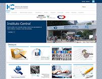 Portal do Hospital das Clínicas - FMUSP