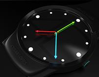 Relógio C4D