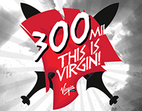 Virgin Mobile / 300