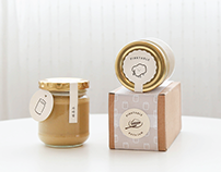 Handmade Jam Packaging