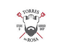 Torres da Rosa - Visual Identity