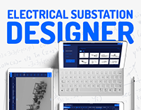 Electrical Substation Designer - iPad App
