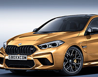 2020 BMW M2 Gran Coupe Gold Edition
