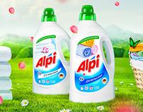 Alpi (Grass) — дизайн упаковки
