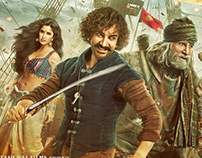 THUGS OF HINDOSTAN Poster-01