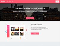 Powerbuy Ui Landing page
