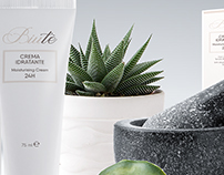 Biuté: Cosmetics Brand Indentity