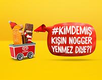 Algida Nogger - #KimDemiş