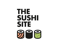 THE SUSHI SITE - Identidad Corporativa