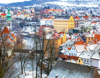 Czech Republic's World Heritage Photo Album