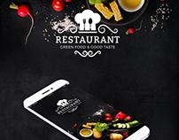 The Restuarant App UI