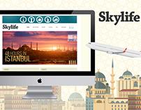 Skylife Web Design