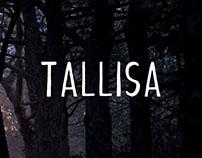 Free Talissa Handmade Font