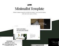 Minimalist Web Templates