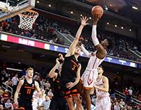 Oregon State vs USC Men's basketball