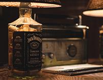 [DIY]: Lámparas Jack Daniels