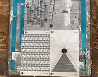 EDGE streetart poster