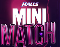 Mini Match | Halls