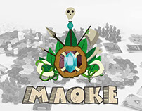 Maoke - Board Game