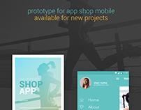 Mobile App Prototype UIUX