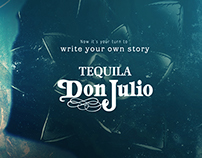 Don Julio Brand Film Pitch