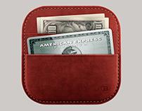Wallet | Skeuomorphism