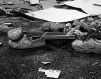 "Reportaje fotográfico ""abandoned places"""