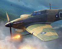 IAF Hurricane MK IId