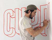 Mural - Red Spatula Coffee & Roastery