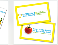 Print - Business Card + Tri-fold Brochure