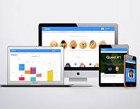 Alfabeta - Educational platform -
