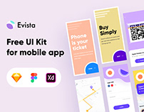 Free Event iOS UI KIT