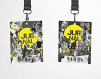 Jur.Nal - Poster & Staff Card
