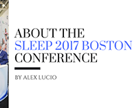 About The Sleep 2017 Boston Conference