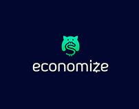 Economize - Brand Identity