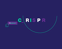 ENCODED / CRISPR MIT Technology Review