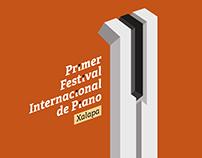 Primer Festival Internacional de Piano Xalapa