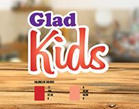 Glad Kids - Project
