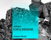 Katalogfotografie Echo und Shindaiwa