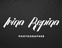 Irina Repina Photographer Website