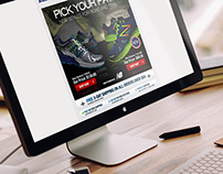 RunningShoes.com - Email Campaigns