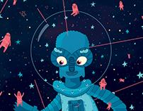Me Astronaut