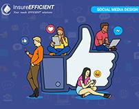 Social Media Posts Designing