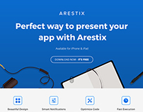 Arestix - Perfect way to present your App