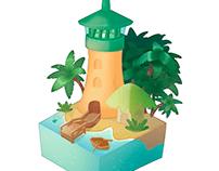 Island game