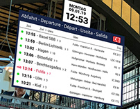 Bahn Hamburg :: UCD :: Idea